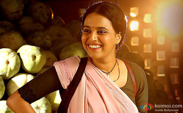 Swara Bhaskar in a still from movie 'Nil Battey Sannata'