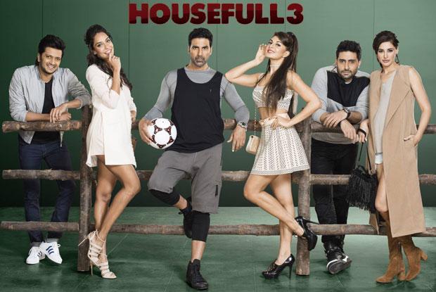 Housefull 3 poster