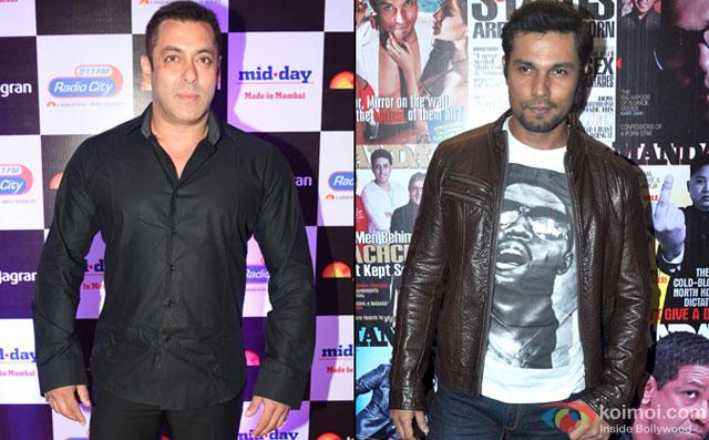 Salman Too Busy To Sing For Randeep Hooda's Laal Rang