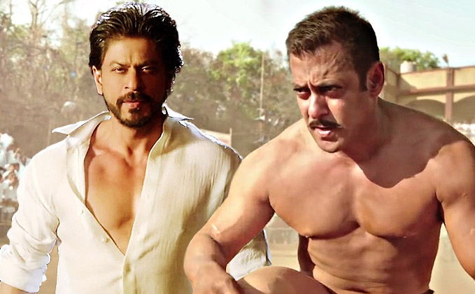 Shah Rukh Khan Vs Salman Khan: Highest Day Record