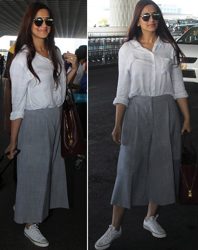 Sonali Bendre Behl brings in cool summer dressing with her outfit!