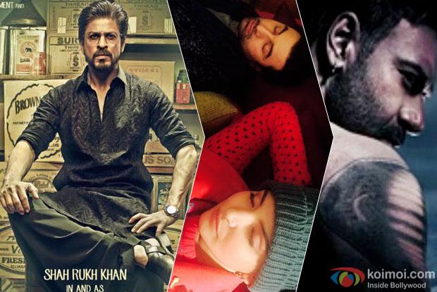 SRK's Raees Clashing With Shivaay & Ae Dil Hai Mushkil?