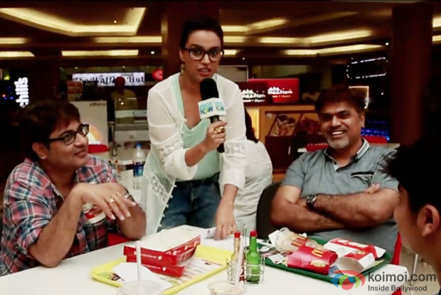 Swara Bhaskar Tests Mumbai's Maths Skills | Nil Battey Sannata Promotions