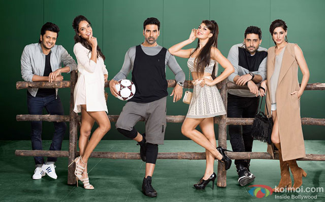 A still from Housefull 3