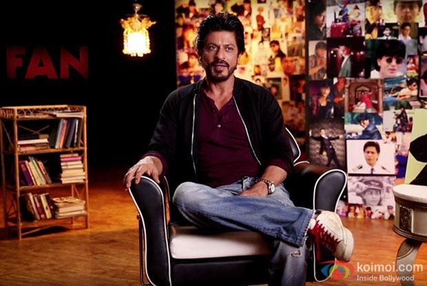 How Shah Rukh Khan Became The FAN - GAURAV