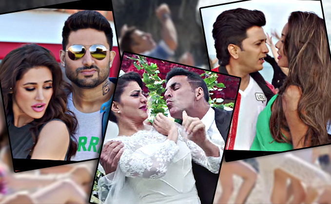 Watch The Fun Track Pyar Ki Maa Ki From Housefull 3