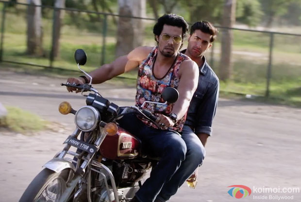 Enjoy The New Track Aye Khuda From Randeep Hooda's Laal Rang