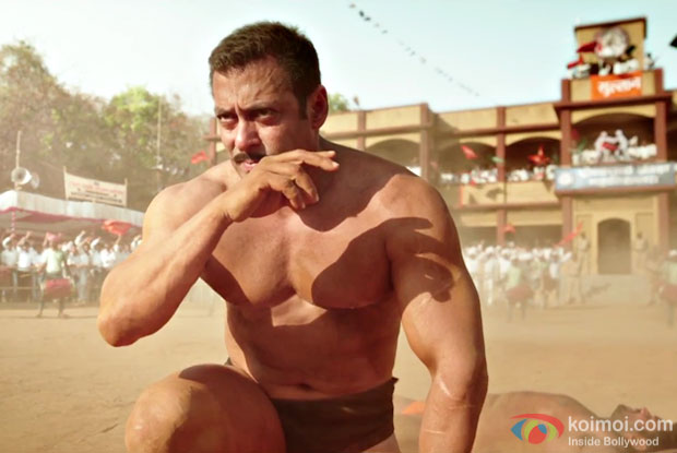 The Raw Action Teaser Of Sultan Featuring Salman Khan