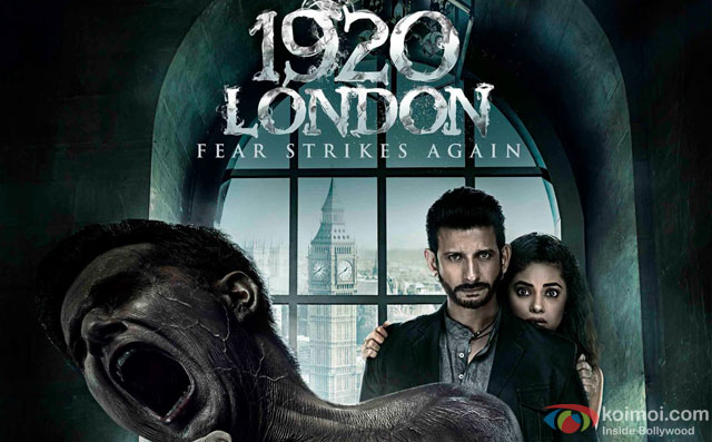 1920 London Movie Poster