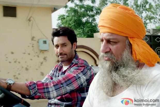 Watch 'Aad Sach Jugaad Sach' Song From Saadey CM Saab | Featuring Harbhajan Mann