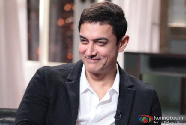 Aamir Khan's Next Film Is Titled 'Secret Superstar'