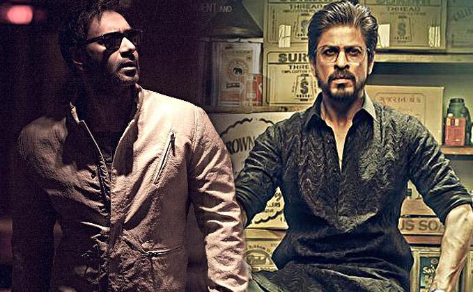 Ajay's BaadshahoBaadshaho To Not Clash With SRK's Raees?