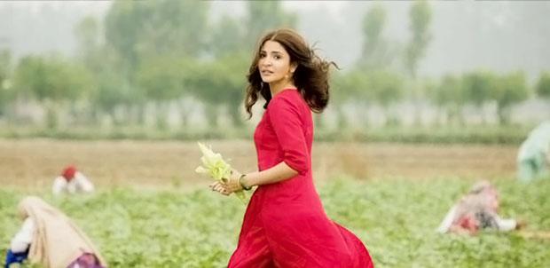 Anushka Sharma in a still from Sultan