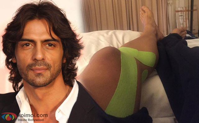 Kahaani 2: Arjun Rampal Gets Injured During The Shoot