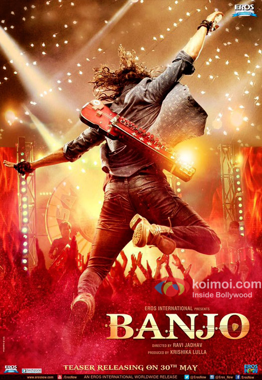 Riteish Deshmukh starrer Banjo poster