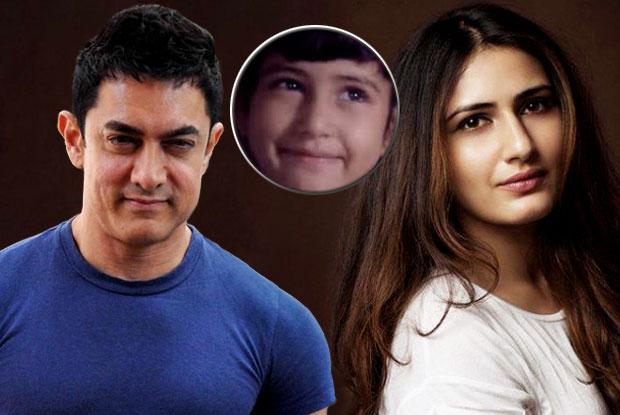 Chachi 420's Child Artist Fatima Shaikh To Star In Aamir's Dangal & Secret Superstar