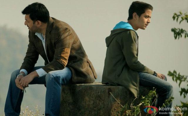 Arvind Swamy in a still from movie Dear Dad