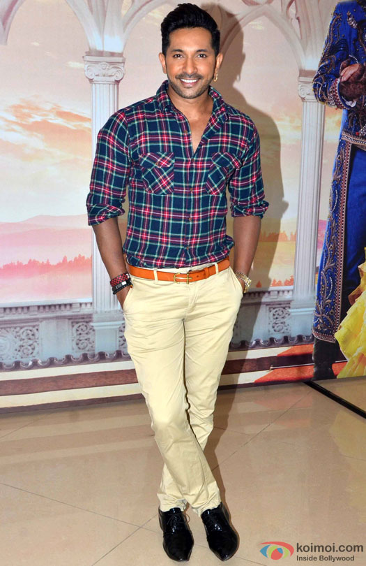 Terence Lewis during the Disney's 'Beauty And The Beast' Musical Event