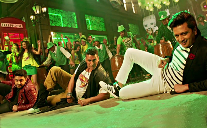 'Taang Uthake' Party Track From Housefull 3 Is Out | Enjoy It Here