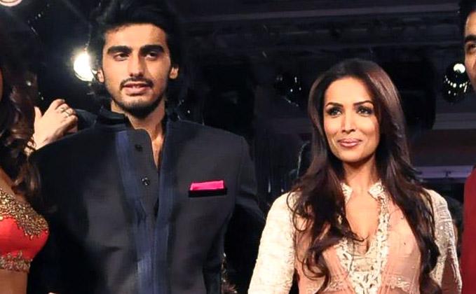 Hot Buzz : Arjun Kapoor's Late Night Visit To Malaika Arora Khan!