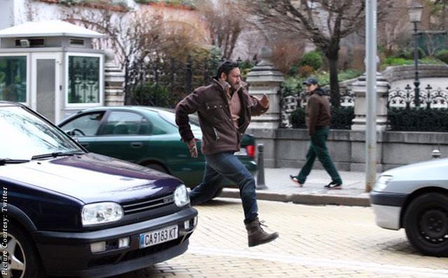 Ajay Devgn in a still from movie Shivaay