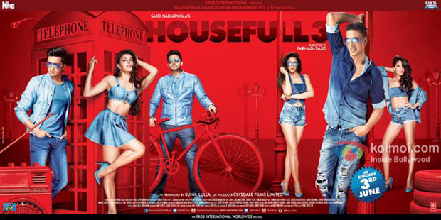 Housefull 3: Big Franchise - Big Release