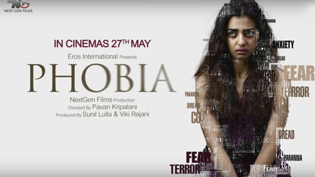 Phobia Movie Poster