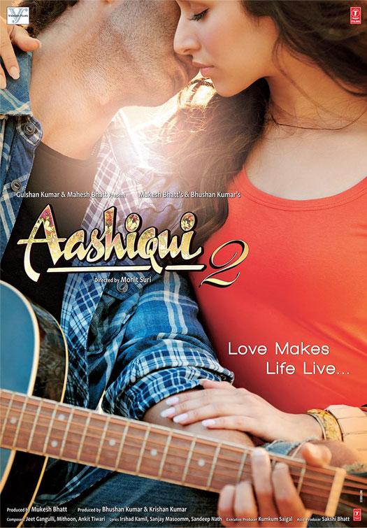 Aashiqui 2 Poster