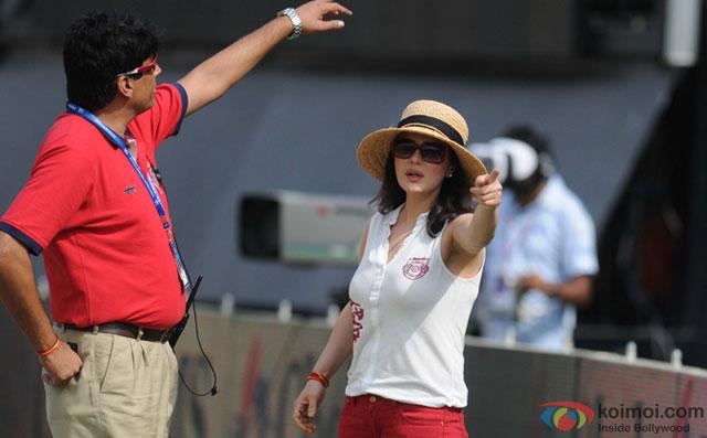Preity Zinta Slams Media Reports Of Threatening To Fire Kings XI Punjab Coach