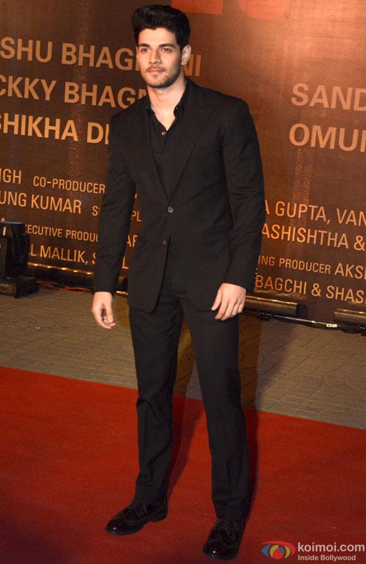 Sooraj Pancholi during the Premiere Of Film 'Sarbjit'