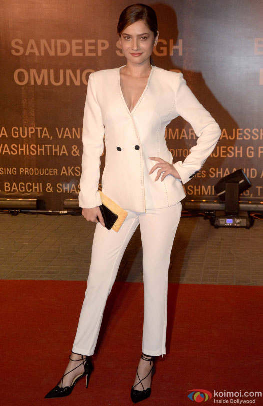 Ankita Lokhande during the Premiere Of Film 'Sarbjit'