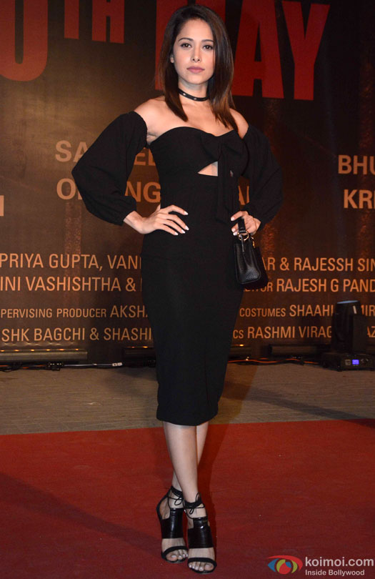 Nushrat Bharucha during the Premiere Of Film 'Sarbjit'