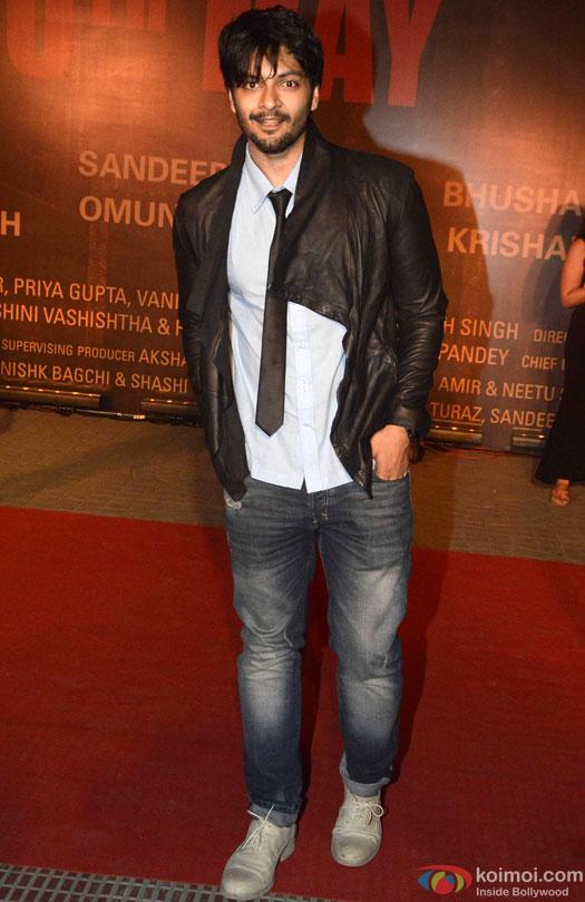 Ali Fazal during the Premiere Of Film 'Sarbjit'