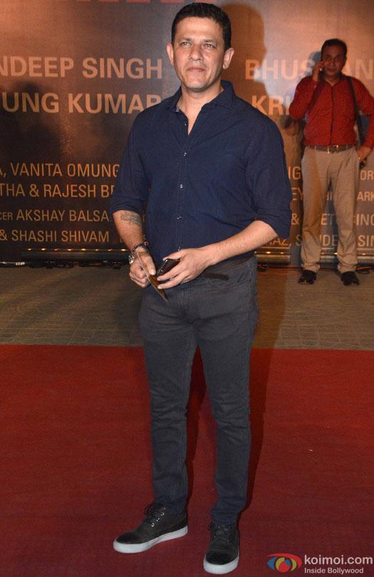Kabir Sadanand during the Premiere Of Film 'Sarbjit'