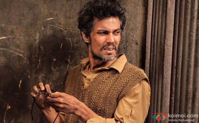 Randeep Hooda in a still from movie 'Sarbjit'
