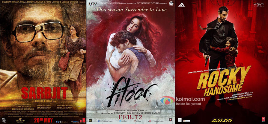 Sarbjit Collects Lower Than Flops Fitoor & Rocky Handsome In Opening Weekend