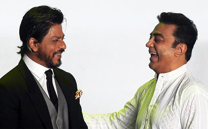 Shah Rukh Khan Has Taken Inspiration From Kamal Hassan, But In What Way?