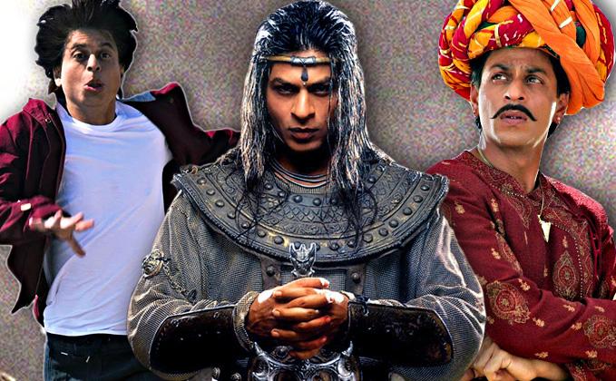 Shah Rukh Khan's Box Office Failures