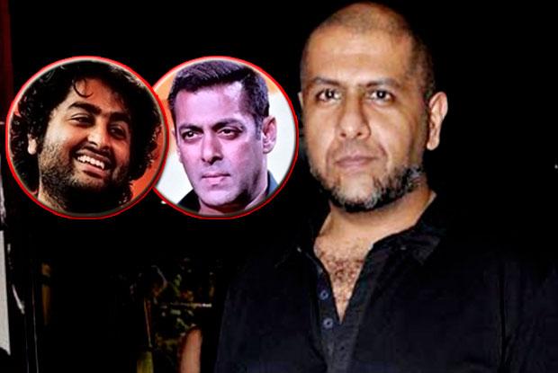'Sultan' composer Vishal Dadlani stays away from Salman-Arijit controversy