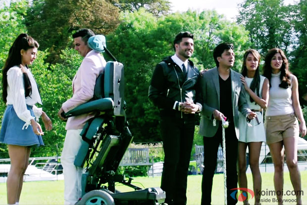 Housefull 3 team