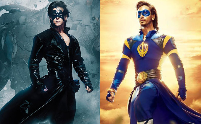 Indian Avengers: Tiger Shroff Wants His Flying Jatt & Hrithik's Krrish In One Film!