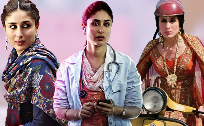 Kareena Kapoor Khan : 2nd Actress To Have A Film In The 300 Crore