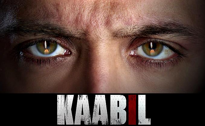 Kaabil Teaser Starring Hrithik Roshan