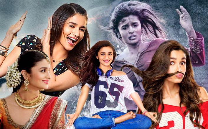 1st Weekend Collections Of Alia Bhatt's Last 5 Films