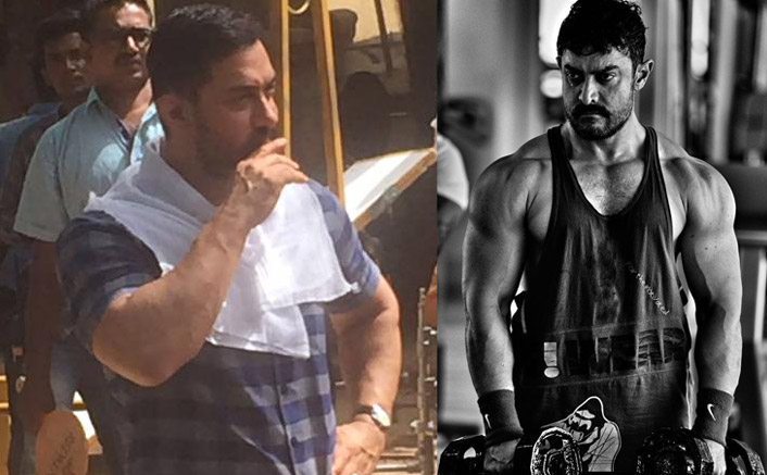 Aamir Reveals All The Details About His Character Preparation For