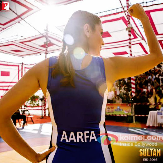 Check Out New Look Of Anushka Sharma From Sultan