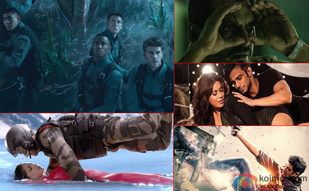 Box Office - New Hindi releases are poor, Independence Day: Resurgence leads