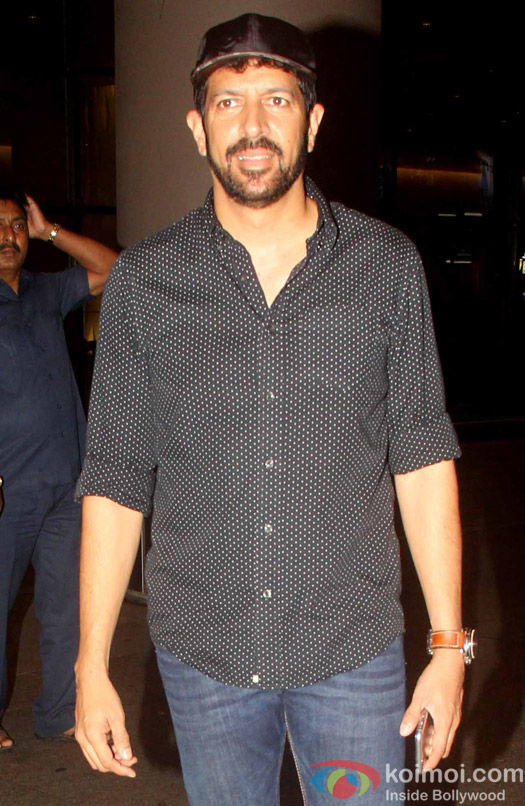 Kabir Khan at International Airport