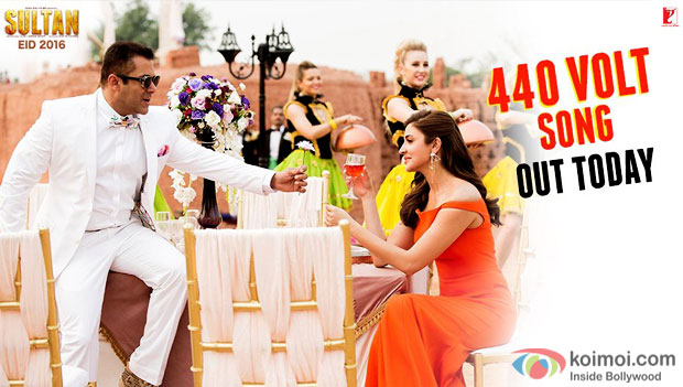 Check Out '440 Volt' Song Poster From Sultan