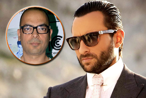 Saif Ali Khan Is Excited To Work With 'Delhi Belly' Writer Akshat Verma
